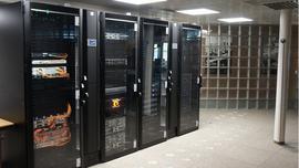 Infrastruktura Rittal wykorzystywana w centrum danych stowarzyszenia SUISA