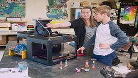 Ruszyła platforma szkoleniowa z zakresu technologii przyrostowych. Można wygrać drukarkę 3D