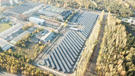 Ruszyła pierwsza w Polsce elektrownia fotowoltaiczna w technologii 4.0