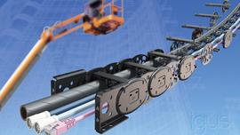 Pierwszy na świecie hybrydowy prowadnik modułowy ze stali i tworzywa sztucznego