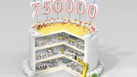 750-tysięczny robot. FANUC umacnia swoją pozycję na rynku