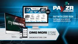 Nowa usługa od DMG MORI