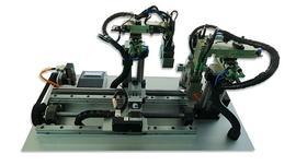 Zautomatyzowane maszyny typu pick-and-place przy użyciu standardowych komponentów