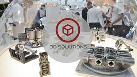 Targi 3D Solutions ponownie w ramach ITM Industry Europe