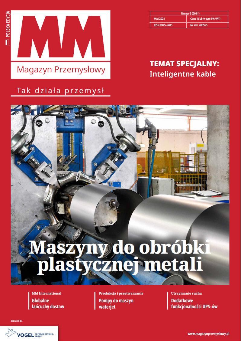 MM Magazyn Przemysłowy 5/2021