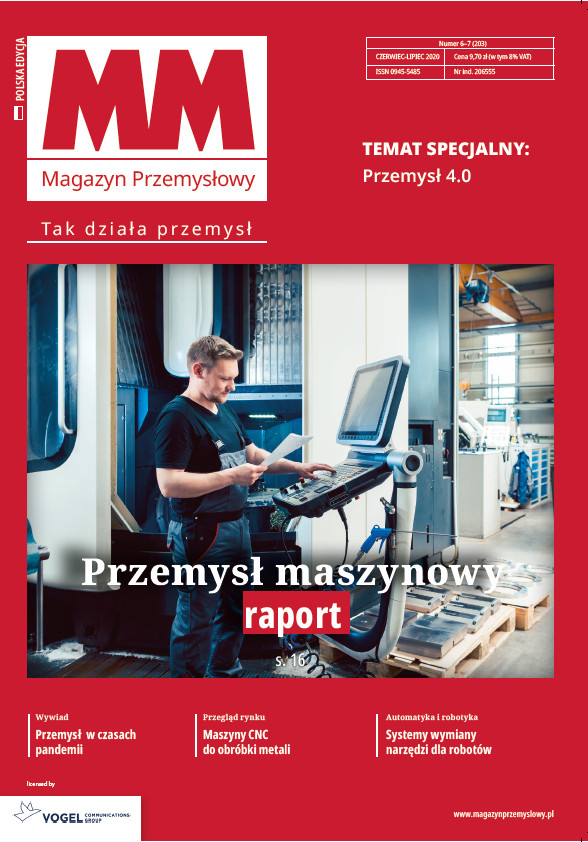 MM Magazyn Przemysłowy 6-7/2020